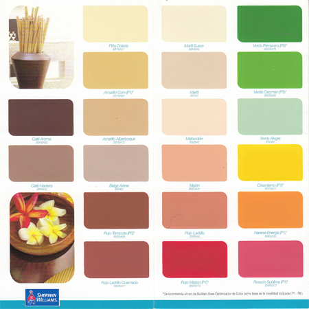 Excello latex for Colores de pintura interior